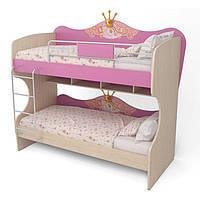 Кровать двухъярусная Cn-12 Cinderella