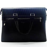 Мужская сумка-портфель POLO черного цвета СМ-87, фото 1