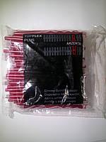 Слюноотсосы TopFlex Plus (Италия) красные