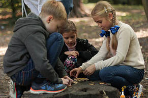 Что такое квест для детей в Киеве от компании Склянка мрий?