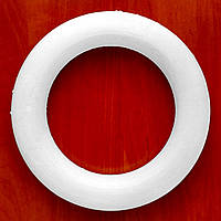 Обруч #06 пенопластовый (основа для композиций) 25 см