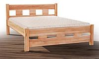 Кровать двуспальная дерево 160 Space Микс мебель