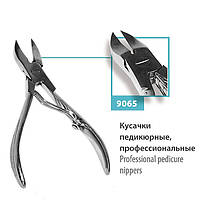 Щипцы (кусачки) педикюрные никель SPL 9065