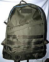 Рюкзак туристический и походный цвета хаки 34*46 см