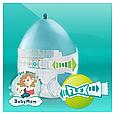 Подгузники Pampers New Baby-Dry Размер 1 (Для новорожденных) 2-5 кг, 43 подгузника, фото 2