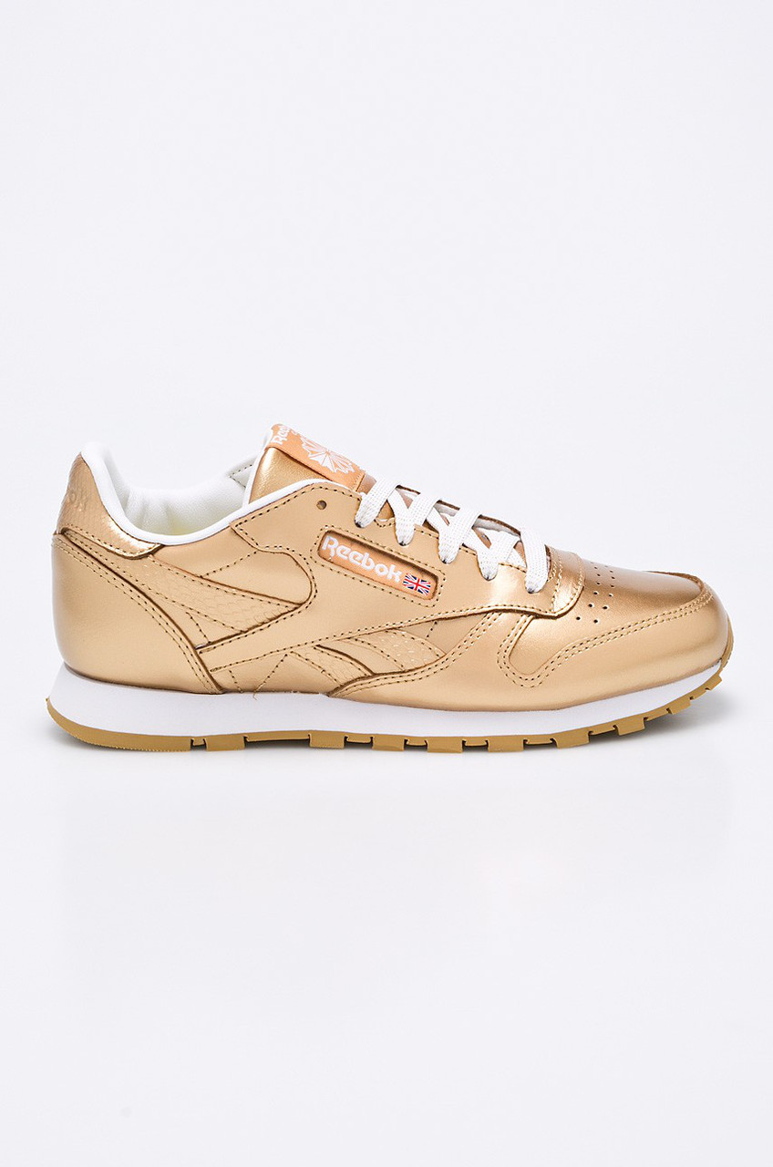 383e4d56abe Кроссовки Reebok Classic Leather Metallic Gold BS8944 - SNEAKERshop в Сумах