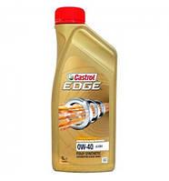 Моторное масло Castrol Edge 0W-40 А3/В4 1L