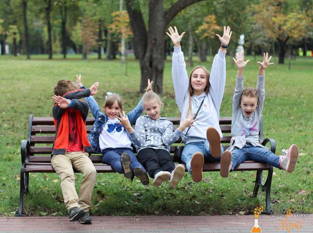 Фото Оли квесты для детей Склянк мрий
