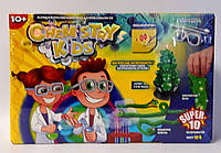 Научная игра для детей Chemistry kids CHK-01-04 Danko-Toys Украина