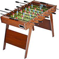 Настольный футбол Clasic Football - 122 x 61 x 78 см, игровой стол футбол