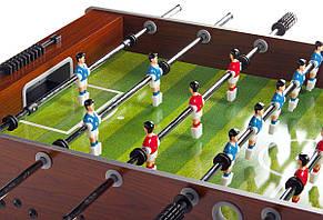 Настольный футбол Clasic Football - 122 x 61 x 78 см, игровой стол футбол, фото 2