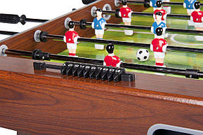 Настольный футбол Clasic Football - 122 x 61 x 78 см, игровой стол футбол, фото 3