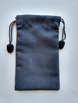 Чехол сумка для Xiaomi Power bank 10000 2 серый