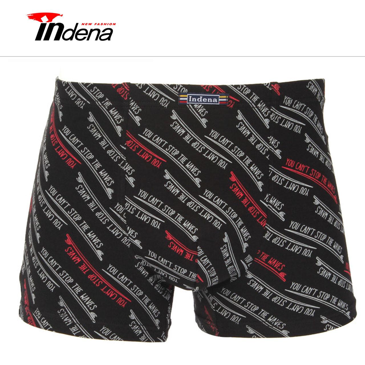 Подростковые стрейчевые шорты на мальчика Марка «INDENA»  Арт.65522