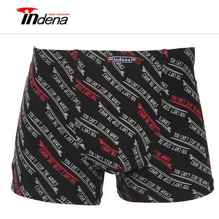 Подростковые стрейчевые шорты на мальчика Марка «INDENA»  Арт.65522, фото 2