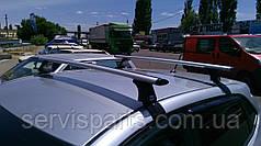 Багажник на гладкую крышу  Kia Rio хэтчбек 2011-