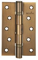 Петля универсальная MVM HE-120 PCF - полированная бронза
