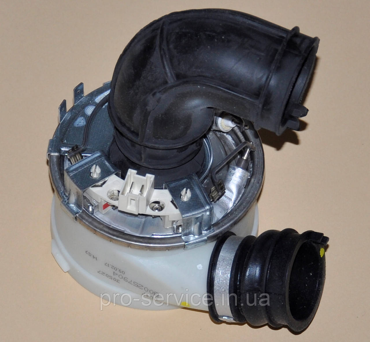 ТЭН C00257904 для посудомоечных машин Ariston, Indesit