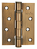Петля универсальная MVM HE-100 PCF - полированная бронза
