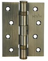 Петля универсальная MVM HE-100 AB - старая бронза