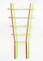 Опора-лесенка для растений, непрозрачная, 55 см, фото 1