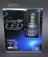 TURBO LED T1 H11  XENON