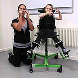 Передне-задний вертикализатор с разведением ног для детей с ДЦП. R82 Gazelle PS Stander Size 2, фото 7