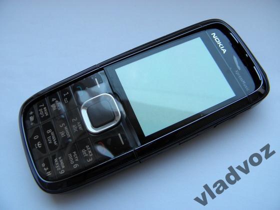Корпус Nokia 5130 чёрный + клавиатура class AAA