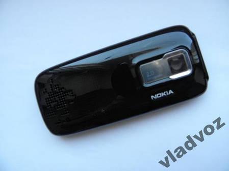 Корпус Nokia 5130 чёрный + клавиатура class AAA, фото 2