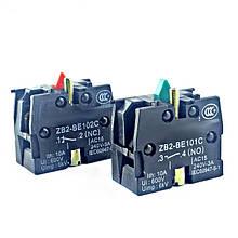 Блок-контакти ZB2-BE