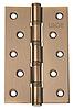 Петля универсальная LINDE H-120 MACC - матовая бронза