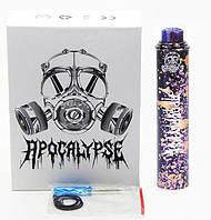 Apocalypse GEN 2 Style Mechanical Mod + RDA Kit