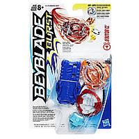 Волчок Бейблэйд Взрыв Ифритор I2 с пусковым устройством Beyblade Burst Ifritor I2 Hasbro