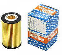 Масляный фильтр  Purflux L387 для Alfa 159, Chevrolet Aveo, Cruze, Trax, Fiat Croma, Opel Adam, Astra