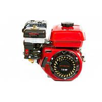 Двигатель бензиновый WEIMA BT170F-Т/25 (для BT1100) 7 л.с. (вал шлицы)