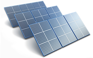 Солнечные панели Фотомодули серии ALM