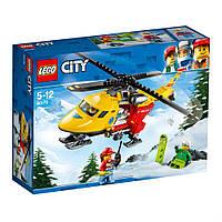 Лего Сіті Гелікоптер швидкої допомоги 60179