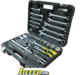 Профессиональный набор инструментов Сталь AT-8212 82 предмета