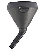 Воронка пластиковая с сетчатым фильтром 160 мм STELS 53723