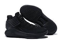 Мужские баскетбольные кроссовки Nike Air Jordan XXX2 черные