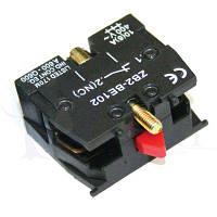 Блок-контакт ZB2-BE 102 (NC)