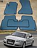 Коврики на Audi A8 '03-10. Автоковрики EVA