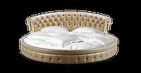Кровать двуспальная круглая Вероника DLS