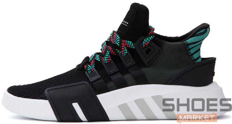 Мужские кроссовки Adidas EQT BASK ADV Black Multi