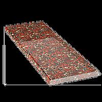 Ступени гранитные Капустинские (Размер 1000×300×30)