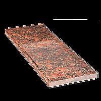 Ступени гранитные Новоданиловские 1000×300×30, фото 1