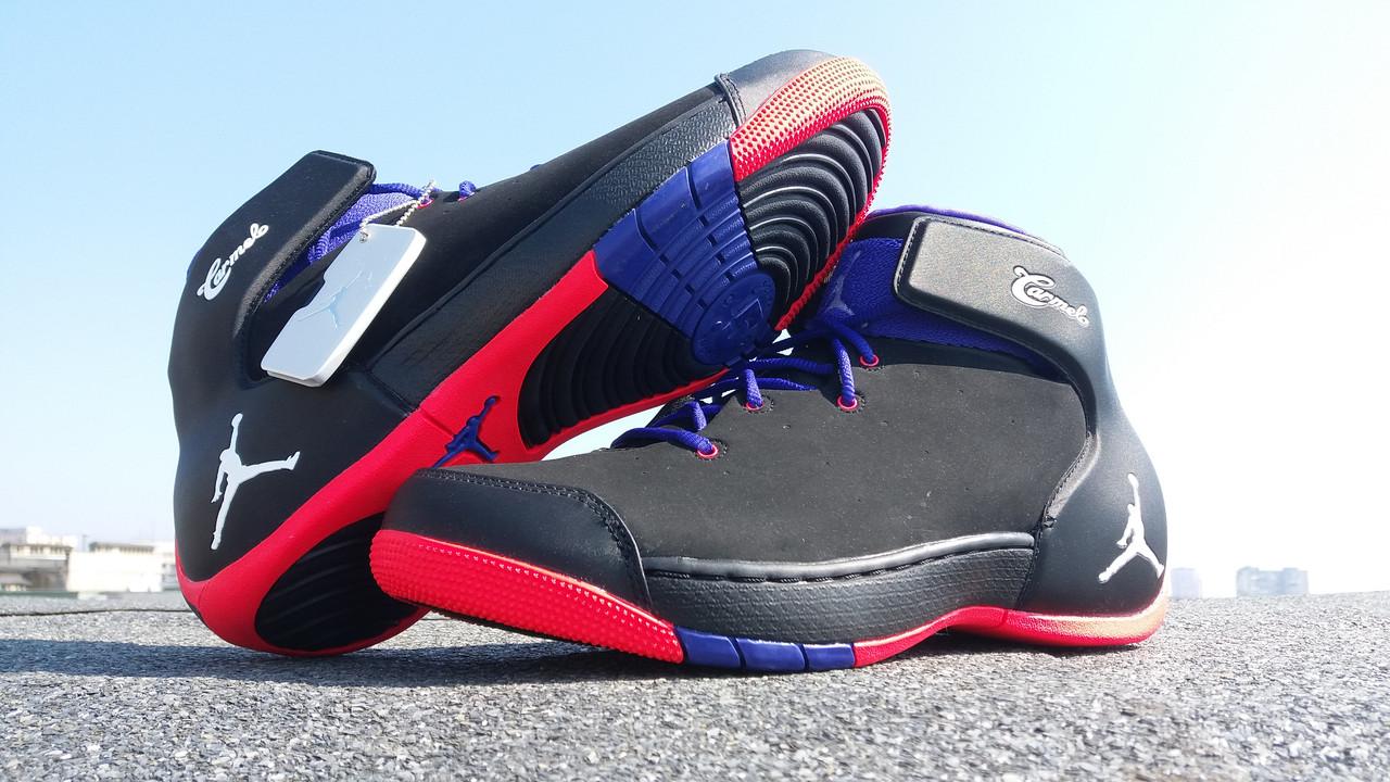 2832f4d7 Баскетбольные кроссовки Air Jordan Melo 1.5