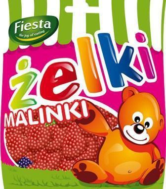Желейки Zelki malinki 80 гр.