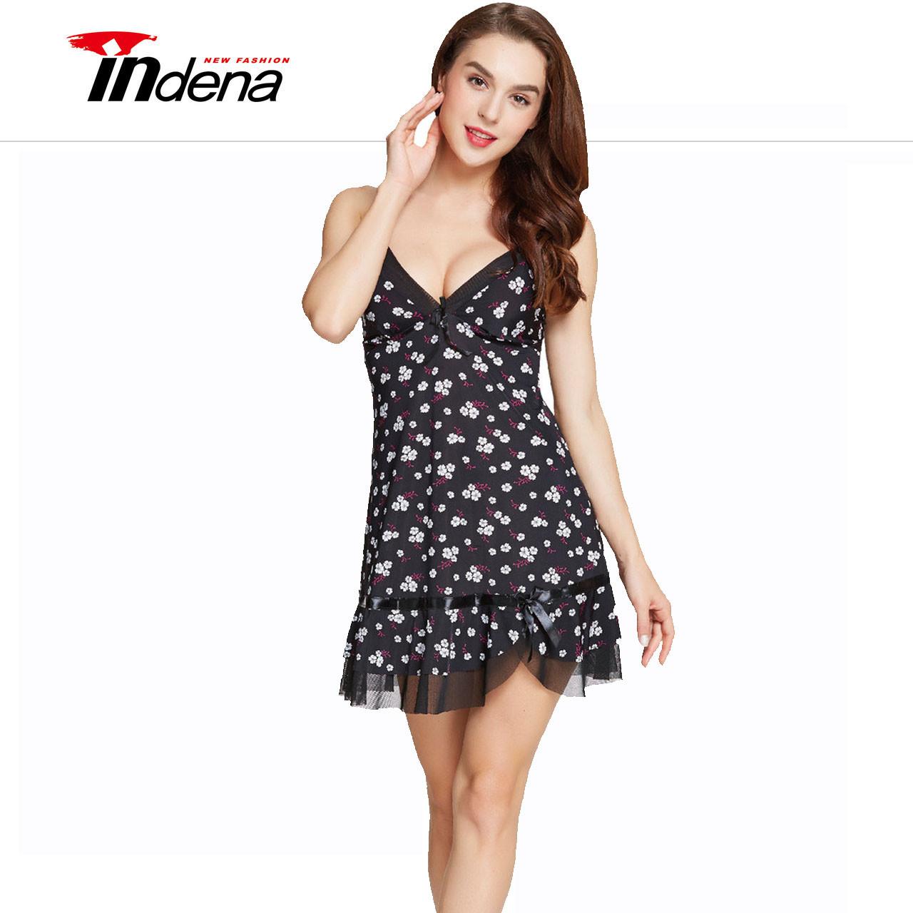 Жіночий нічний комплект Марка «INDENA» Арт.9074