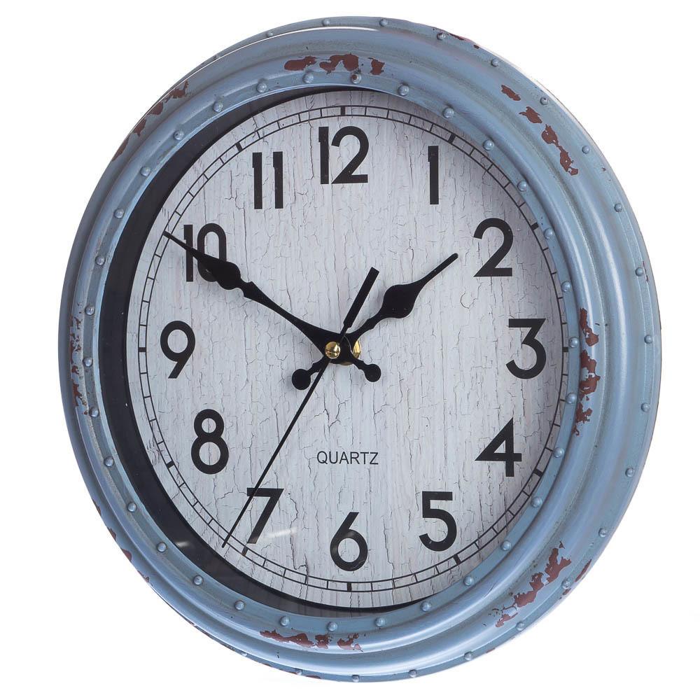 Часы настенные в стиле Лофт 35,5 см  115A